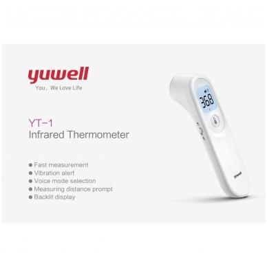 Bekontaktis termometras 2