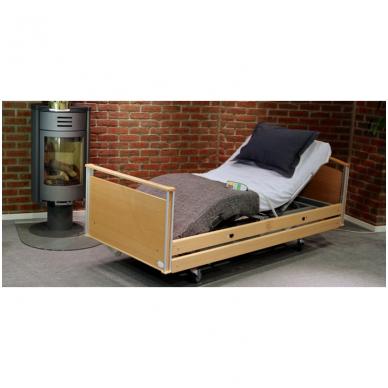 Elektrinė slaugos lova, naudota 4