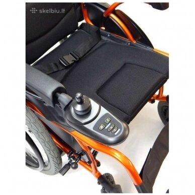 Elektrinis vežimėlis 6