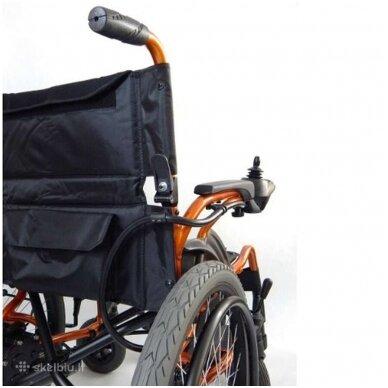 Elektrinis vežimėlis 7