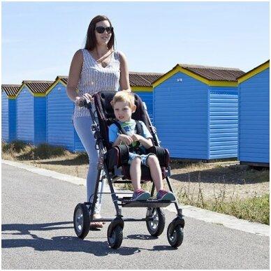 Vaikiškas neįgaliojo vežimėlis 6