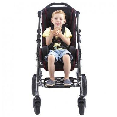 Vaikiškas neįgaliojo vežimėlis 7